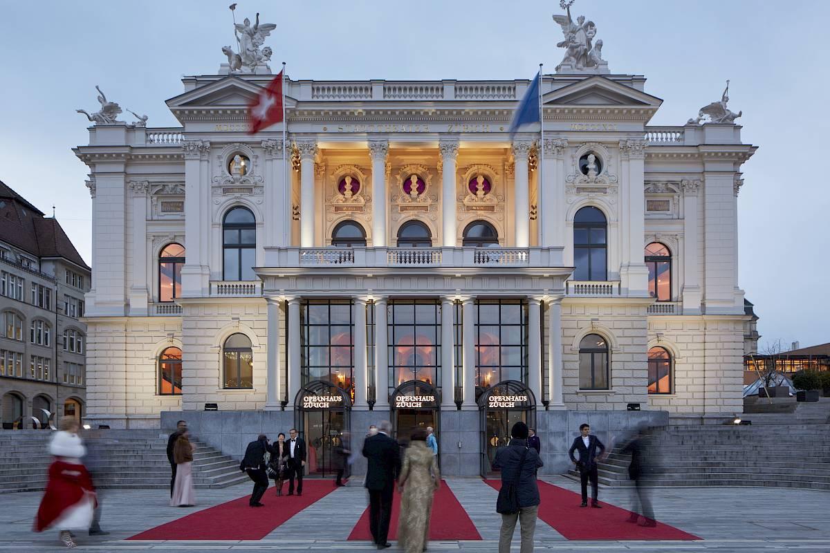 Opernhaus Zürich AG