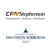CFA Stephenson - IREST - Paris 1 Panthéon Sorbonne