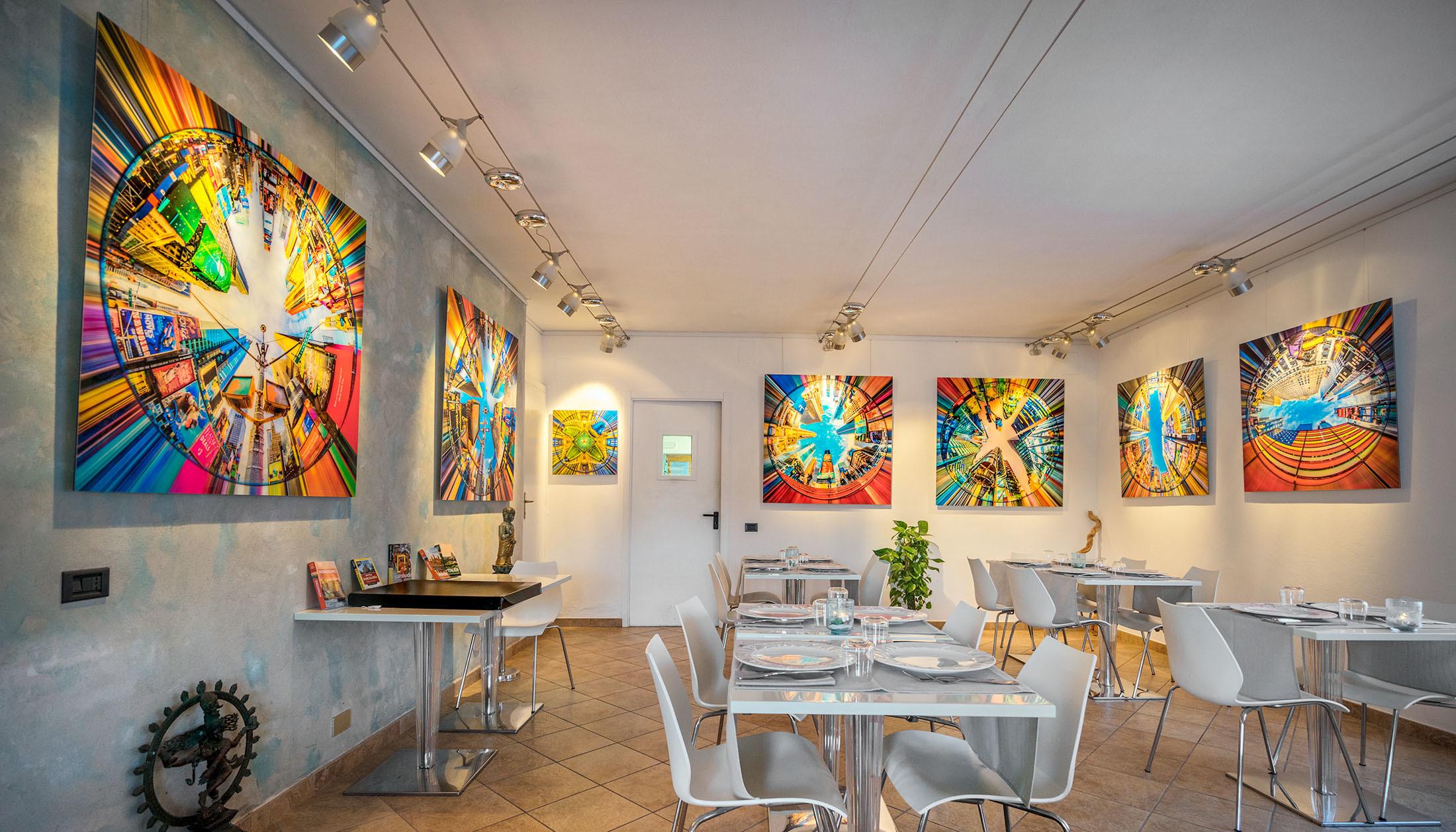 L'Ostrica Ristorante - Art Gallery
