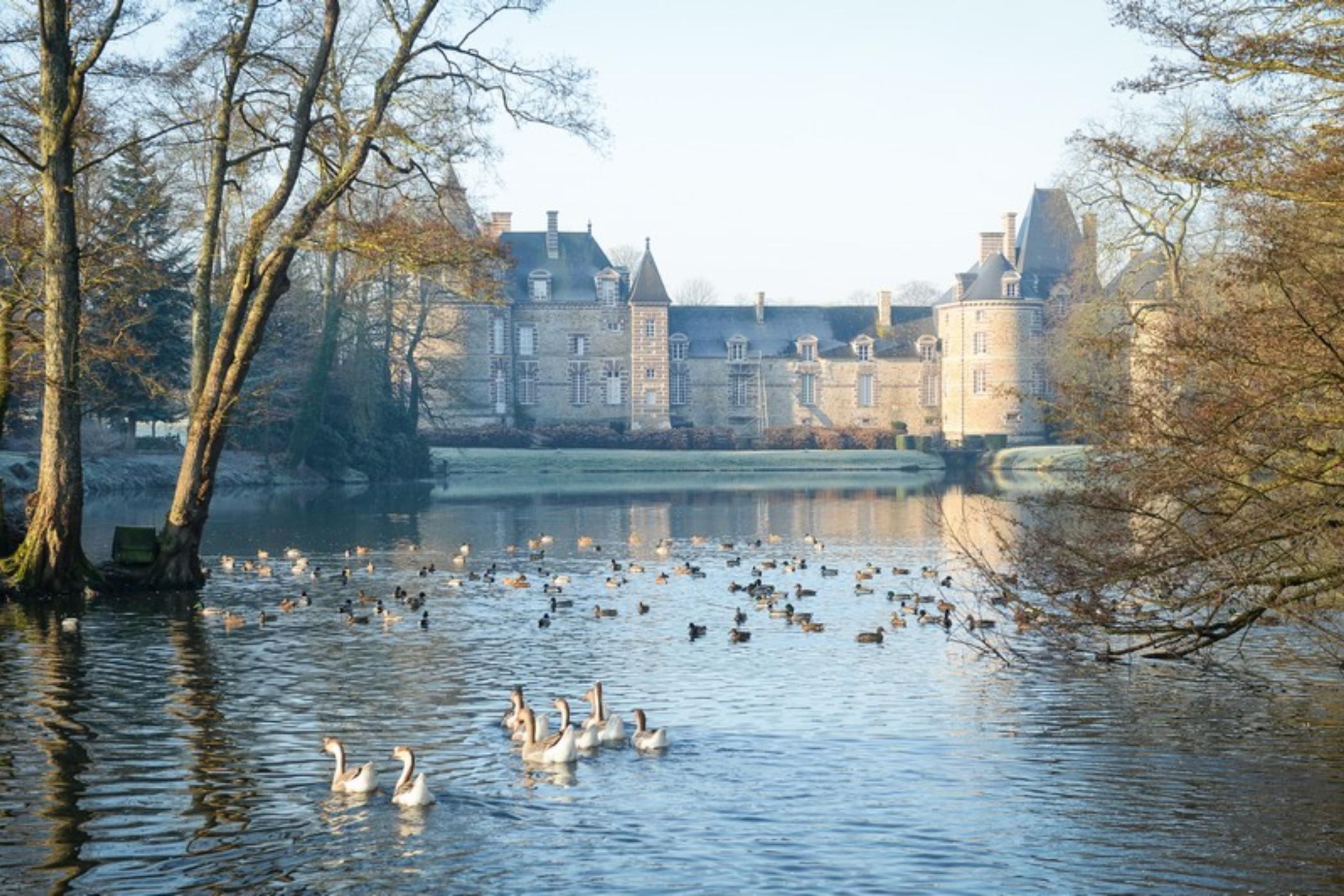 Château de Canisy