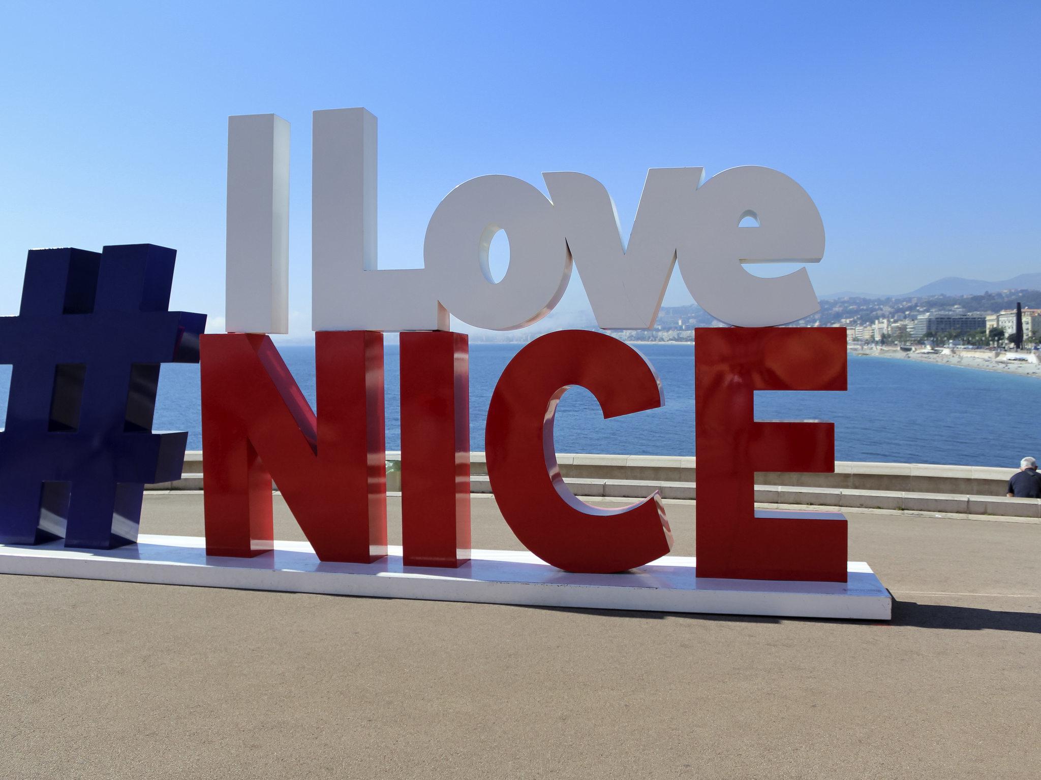 Novotel Nice Arenas Aeroport