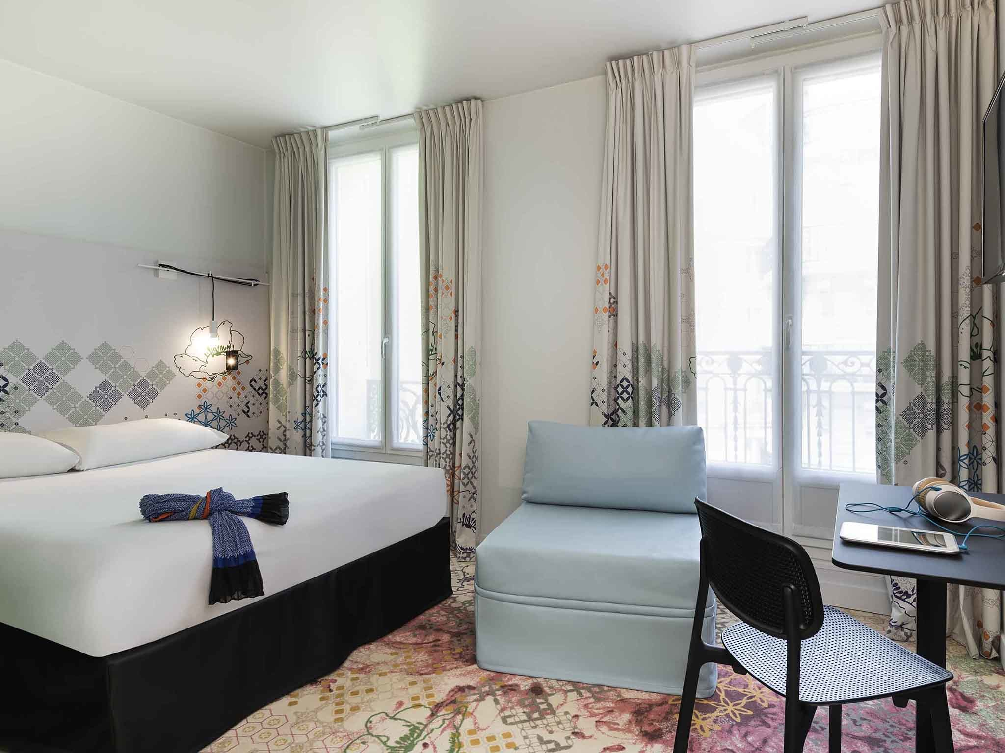 Ibis Styles Paris Gare Saint Lazare Hotel