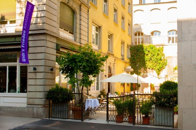 Restaurant Didi's Frieden