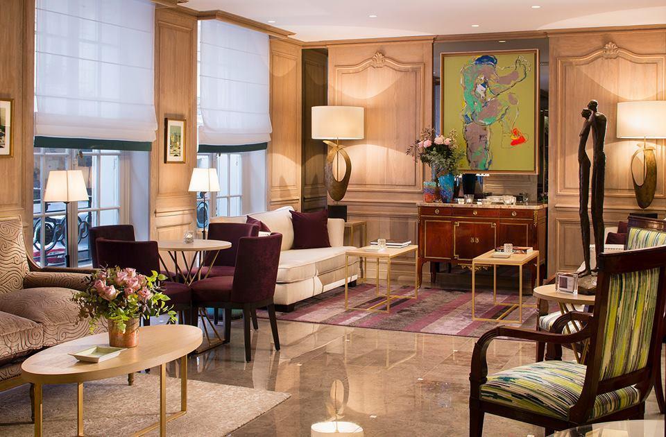 Hôtel Balmoral Paris