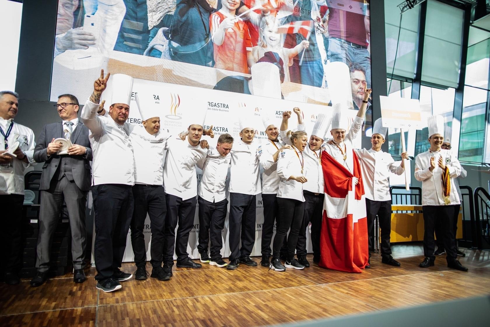 Kokkeforeningen Danmark / Culinary team of Denmark and Chef's Association