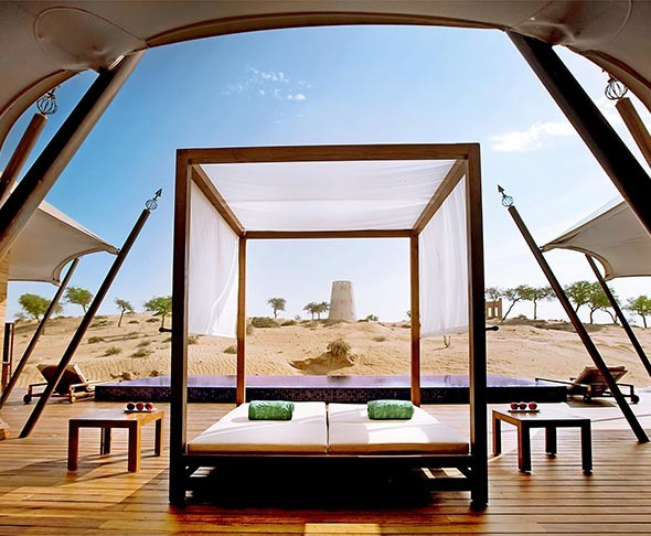 The Ritz Carlton, Al Wadi Desert