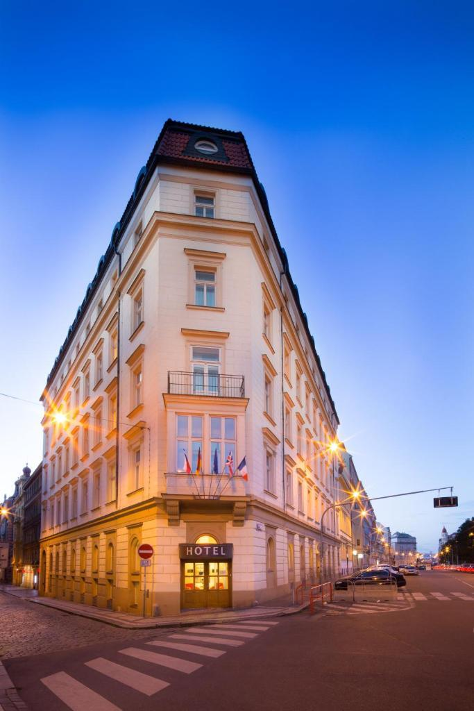 Exe City Park Hotel Prague