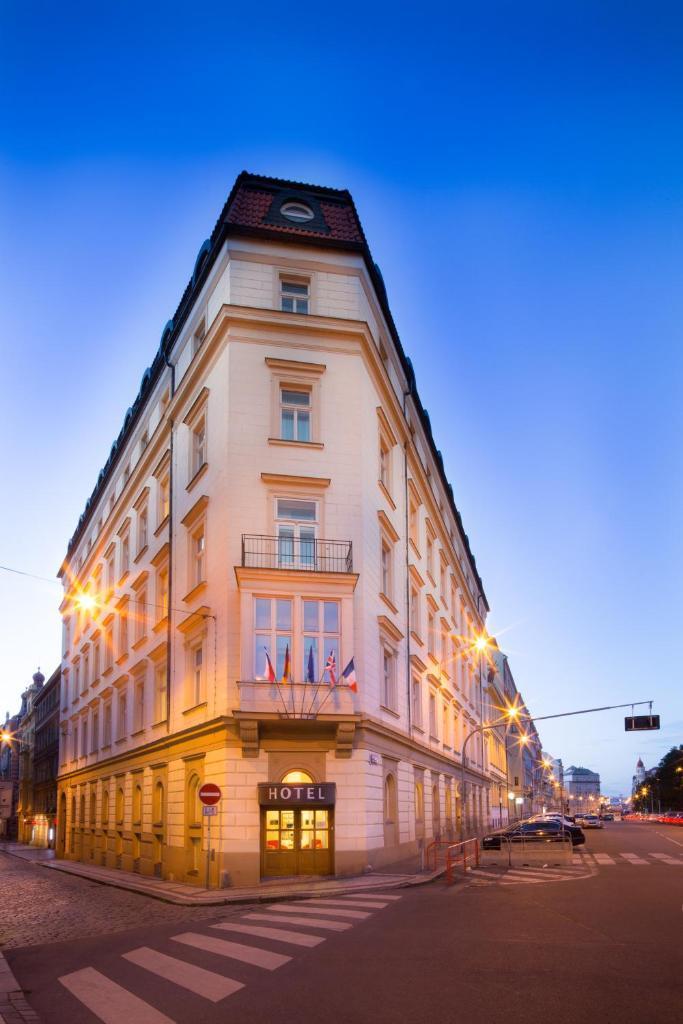 Exe City Park Hotel Prague