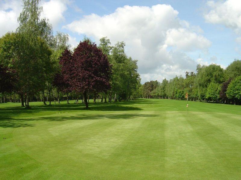 Restaurant Golf Club Grand Ducal
