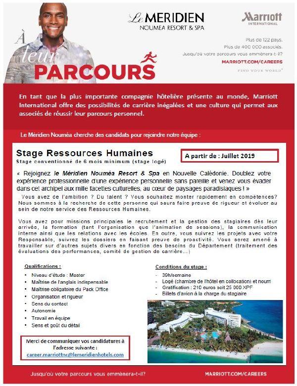 Marriott New Caledonia | hosco
