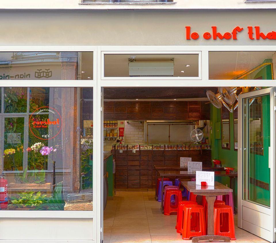 Le Chef Thaï Paris