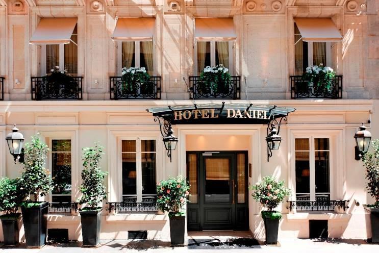 Hotel Daniel Paris R&C