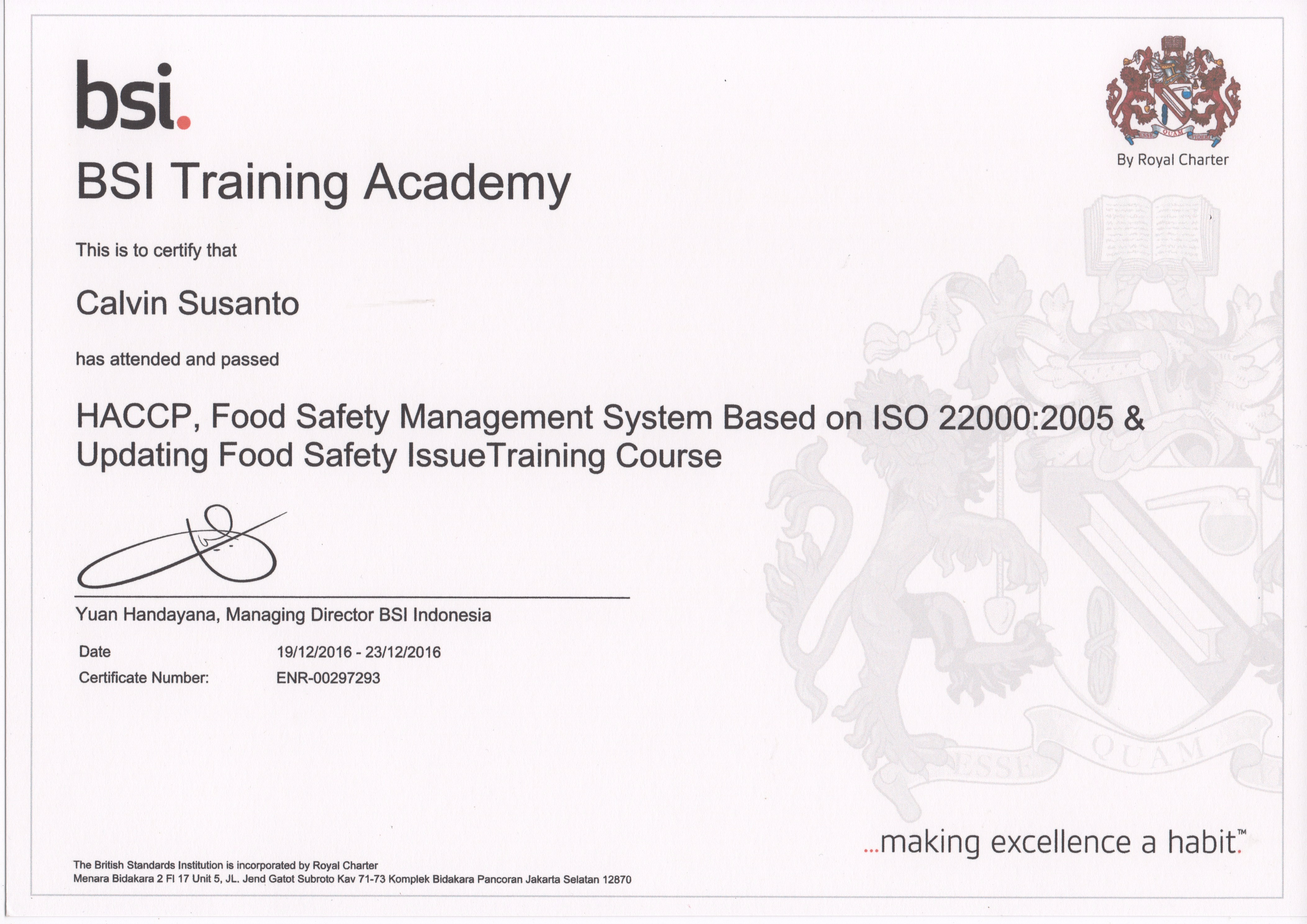 HACCP, Food Safety Management System Based on ISO 22000 2005 & Updating Food Safety Issue Training Course by BSI Training Academy.jpeg