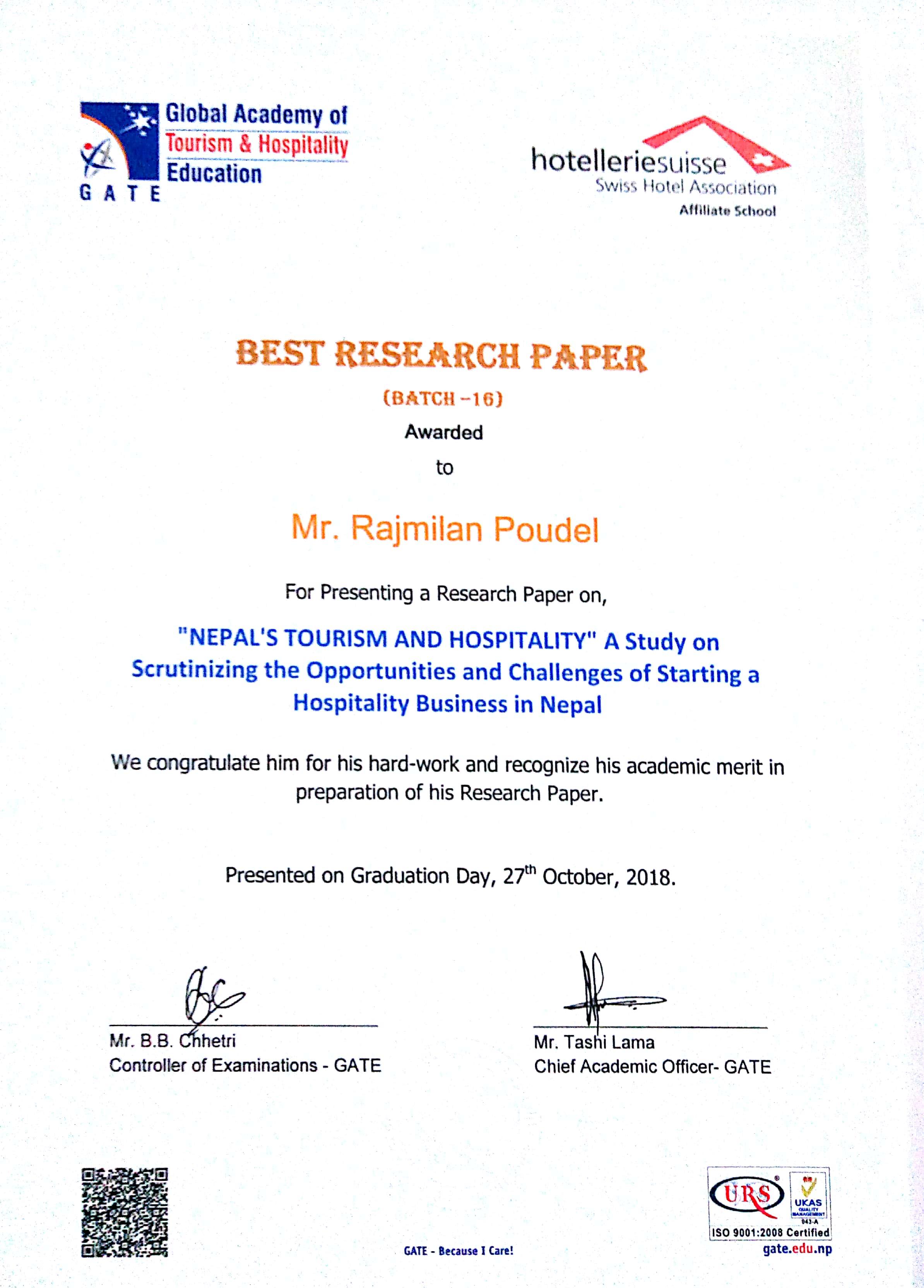 GATE Best Research Paper.jpg