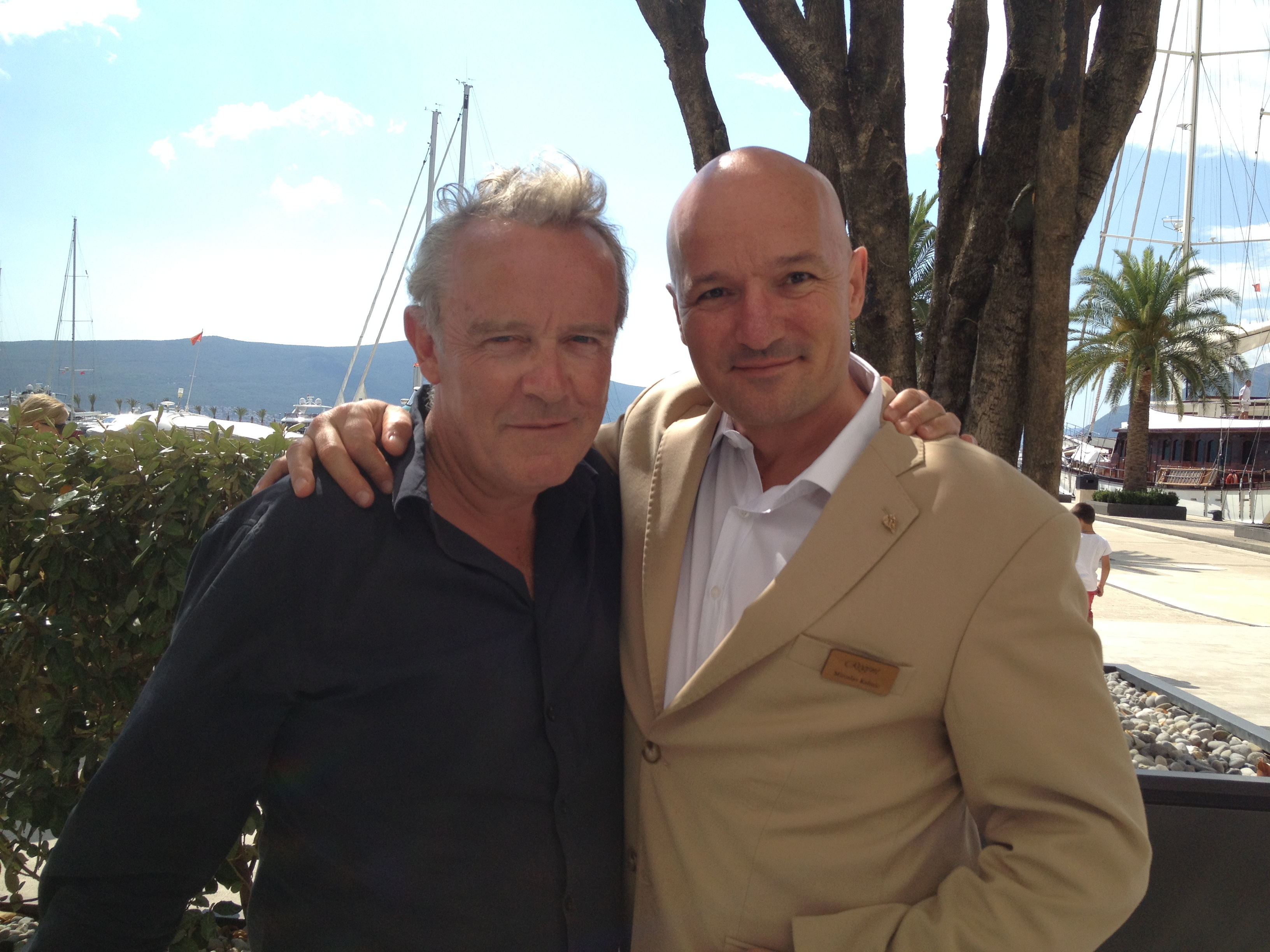 At Regent Hotel with Alain Passard is a French chef and owner of the three-star restaurant L'Arpège in Paris.jpg